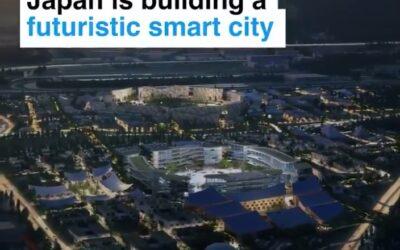 Toyota construye una Smart City en Japón
