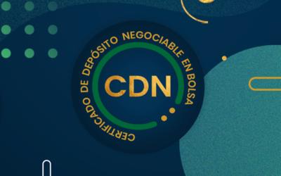 Certificados de Depósito Negociables en Bolsa CDN: permiten al ahorrante convertirse en un inversionista.