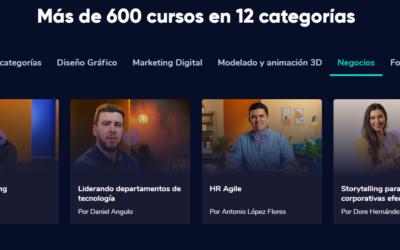 Crehana: la plataforma en la que aprendes nuevas competencias para impulsar tus negocios