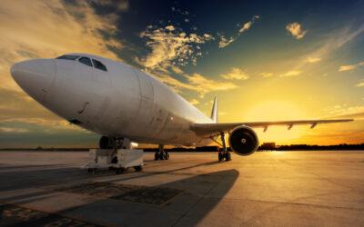 Aviones amigables con el medio ambiente.