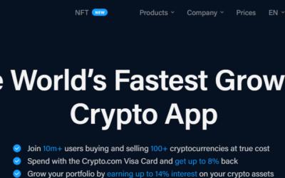 Crypto.com y su aporte hacia una nueva banca