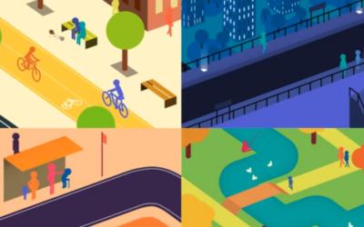 Movilidad del futuro: segura, más barata y amigable con el medio ambiente.