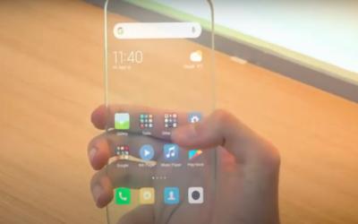 El smartphone transparente: el móvil más asombroso del futuro